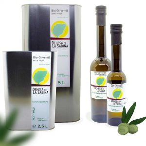 Bio-olivenöl-mild