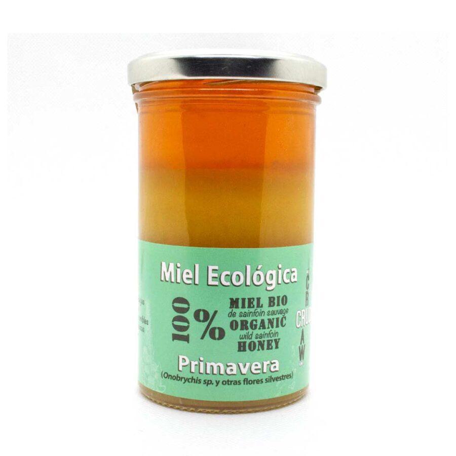 Bio-Honig,-Frühlingswiese