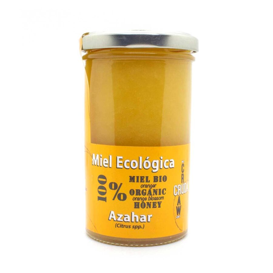Bio-Honig,-Orangenblüten