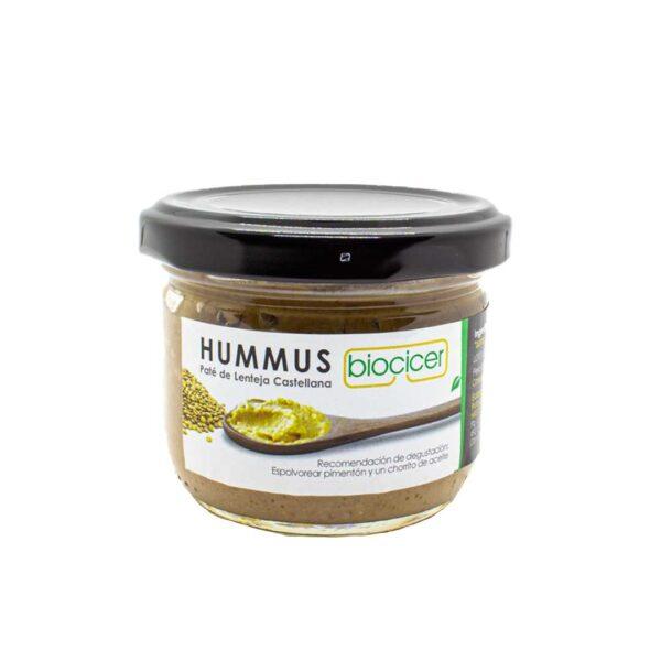 Hummus Linsen