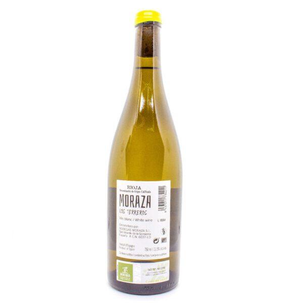 Weißwein,-Terrenos,-Viura-+-alte-Sorten