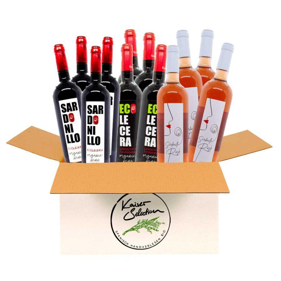 Weinpaket-Ecolecera