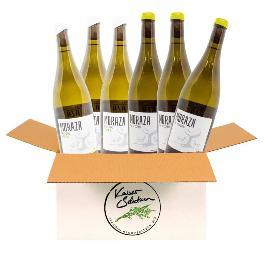 Weinpaket-Moraza